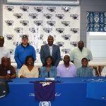 Davis Watkins signs with Miles College