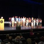 Tennis teams honored