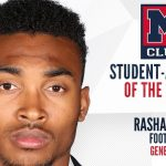 Ray Ray Smith named Ole Miss student-athlete of the month