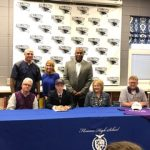 David Craft signs with UNA