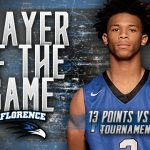 Times Daily Championship PLAYER OF THE GAME: Quess Carroll