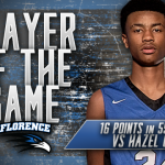 Cadarrius Thompson: Player of the Game vs Hazel Green
