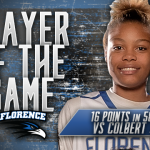 Kennedi Hawkins: Player of the Game vs Colbert Co.
