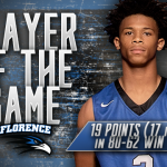 Quess Carroll: Player of the Game vs Austin