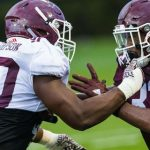 MSU LB Erroll Thompson holds high expectations for rookie year