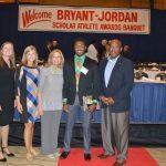Myron McDaniel wins Bryant-Jordan Achievement Award