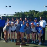 Boys tennis wins State Championship, Girls place second