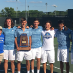 State Champion tennis team to be honored May 17