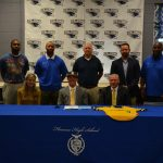 J.P. Dobbs signs with Birmingham Southern