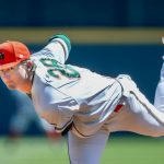 Prized Marlins prospect Braxton Garrett makes pro debut for Hoppers