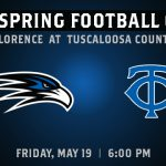 Spring Football Game at Tuscaloosa County