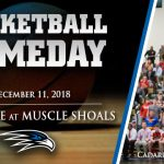 BASKETBALL: Florence at Muscle Shoals