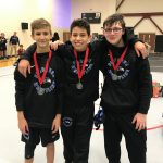 Wrestling: Falcons Take Home Hardware