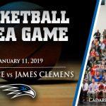 Basketball: Florence vs James Clemens, Jan. 11