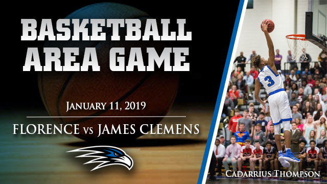 Basketball: Florence vs James Clemens, Jan. 11
