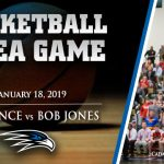 BASKETBALL: Florence vs Bob Jones, January 18