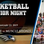 BASKETBALL SENIOR NIGHT: Florence vs Muscle Shoals, Jan. 22