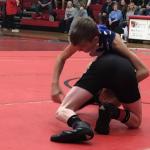 Wrestling defeats Muscle Shoals, Deshler, Wilson