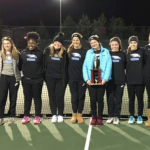 TENNIS: 2nd place finish at Muscle Shoals Tournament
