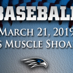 Baseball hosts Muscle Shoals Thursday