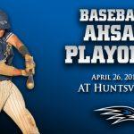 Baseball Playoffs: At Huntsville, April 26