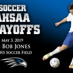 Boys soccer playoffs: Round 2 vs Bob Jones, May 3 at FHS