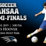 Soccer Semi-Finals: Florence vs Hoover, May 10