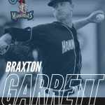 Braxton Garrett pitches 6 innings