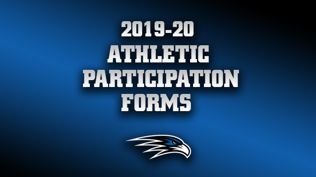 2019-20 ATHLETIC PARTICIPATION FORMS