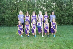 2017 Junior High Cross Country