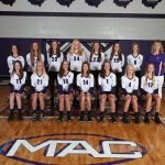 2017 Junior High Volleyball