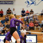 Girls Varsity Volleyball sweep Delphos St. John's 3 – 0