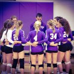 Girls Junior Varsity Volleyball beats Delphos St. John's 2 – 0
