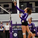 Girls Junior Varsity Volleyball beats Arcanum 2 – 0