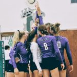 Girls Varsity Volleyball beats New Knoxville 3 – 1