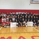 Girls Varsity Volleyball falls to St. Henry 3 – 0