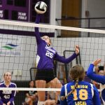 Girls Junior Varsity Volleyball falls to New Bremen 2 – 0