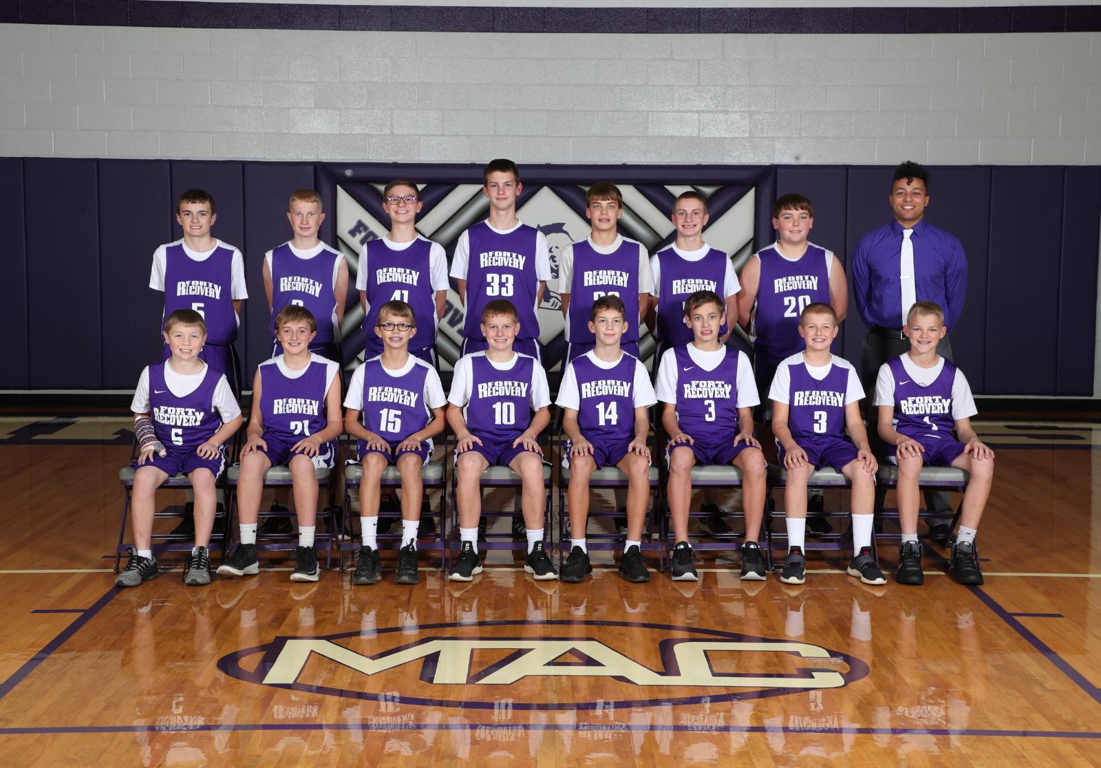 7th Grade Boys Basketball