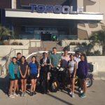 Mavericks Hold Practice at TopGolf