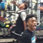 Boys Basketball start post season