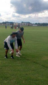 Future Mavs Freshman Football Camp