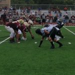 Sub Varsity Football Report Week 3