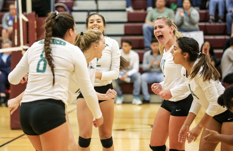 Volleyball All-District Selections Released