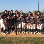 Varsity Softball Currently in 1st Place!!!