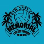 6th Annual 4 Man Sand Volleyball Tournament