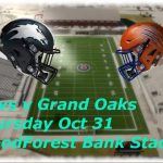 Mavs Travel to Grand Oaks