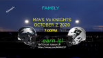 MAVS Travel to take on the Knights tonight!
