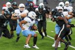 Mavs secure playoff berth with 23-3 win!