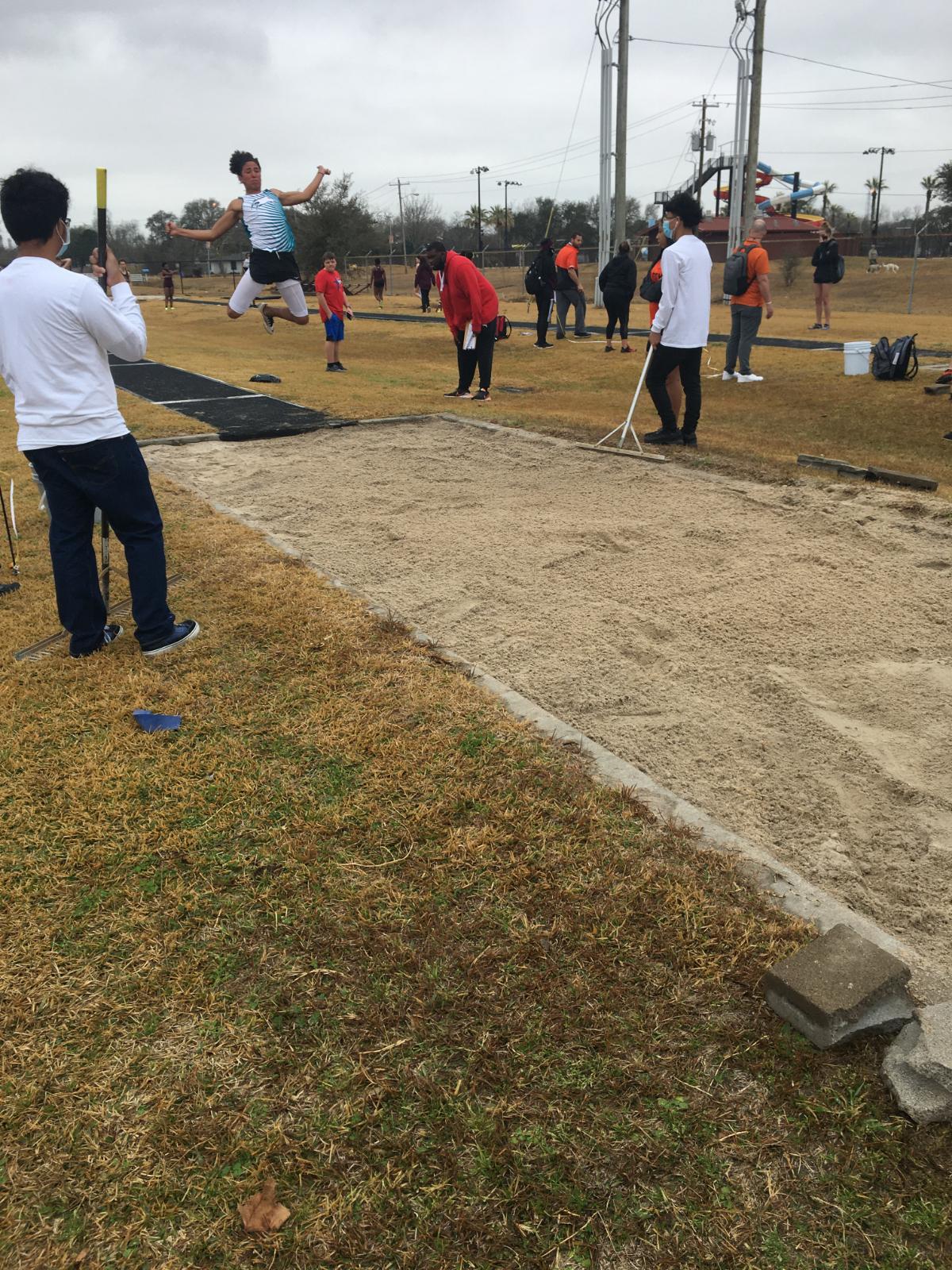Mavs Track Feb 25