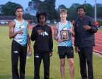 Mavs Run Wild at District 22 6A Track